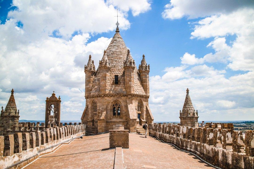 Cattedrale di Evora
