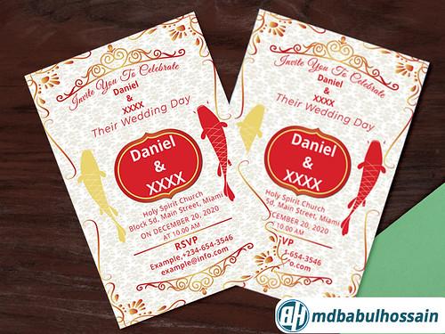 Wedding-Party-Invitation-design