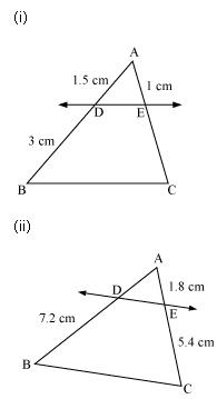 NCERT Solutions for Class 10 Maths Chapter 6 Triangles 6