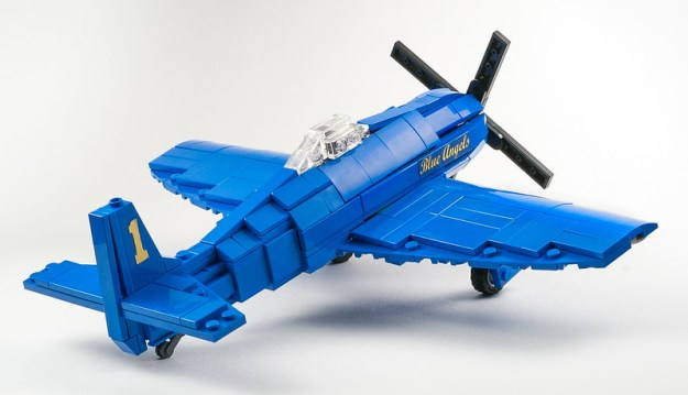蓝色天使F8F-1熊蜂[尾巴]