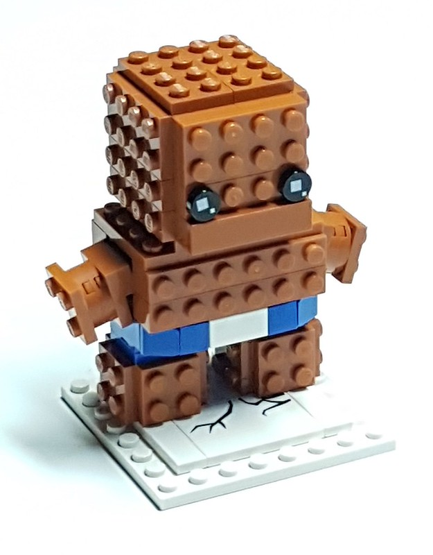 Brickheadz - The Thing