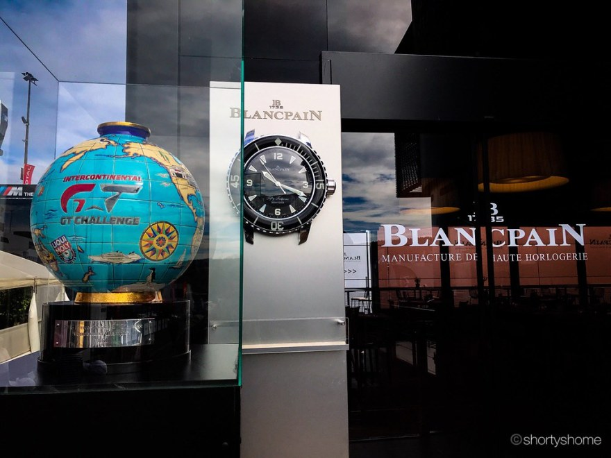 Blancpain at the 24h of Spa