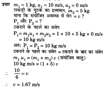 NCERT Solutions for Class 9 Science Chapter 9 (Hindi Medium) 11