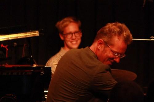 Konrad Agnas och Johan Lindström