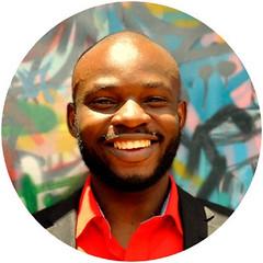 Chris Mukasa@ChrisMukasa Founder of Fatuma's Voice@FatumasVoice - Youth: From Passion to Action:
