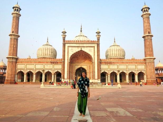 Mezquita Jama Masjid
