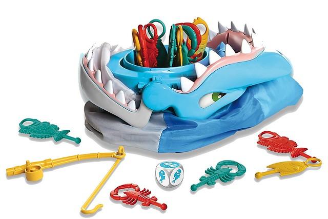 Shark Bite ~ Summer Fun Games Series Post 3