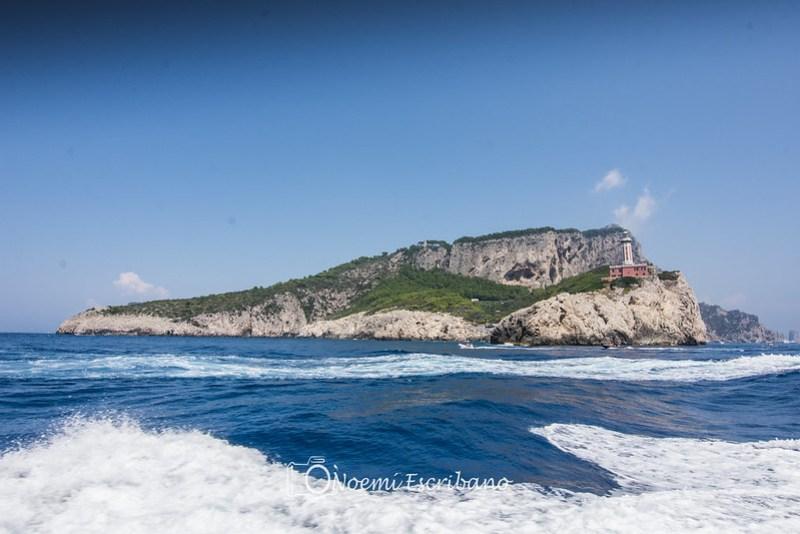 Faro de Punta Carena