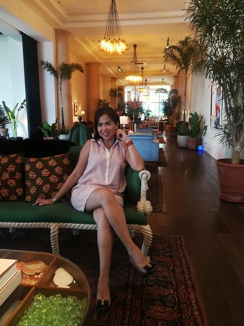 In Manila House