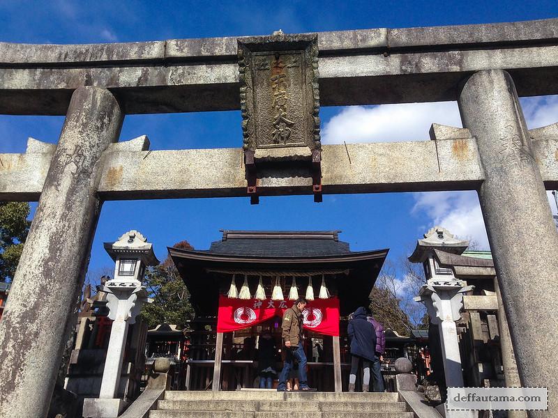 9 Hari Babymoon ke Jepang - Inari Shrine