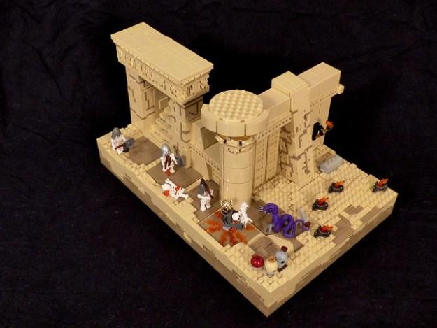 Claw Viper Temple