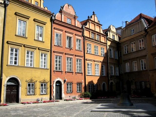 Imprescindibles de Varsovia