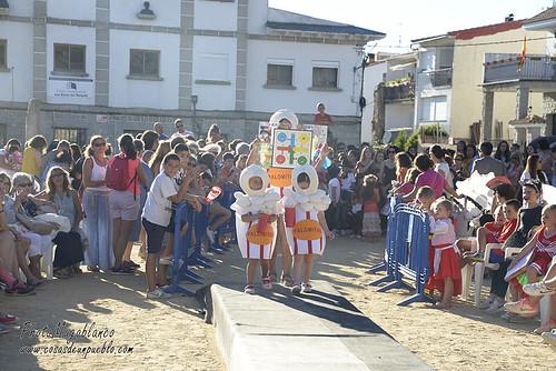 Concurso de Disfraces Semana Grande 2018 Las Navas del Marqués - Parejas Grupos y Premios