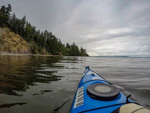 Solstice Selfie Paddle on Bellingham Bay-2