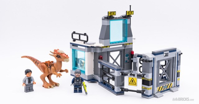 REVIEW LEGO 75927 Stygimoloch Breakout Jurassic World