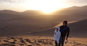 旅遊部落客如何創新團體旅遊行程,打開大中國藍海市場─「絲路沙漠露營團」前進金質旅遊獎