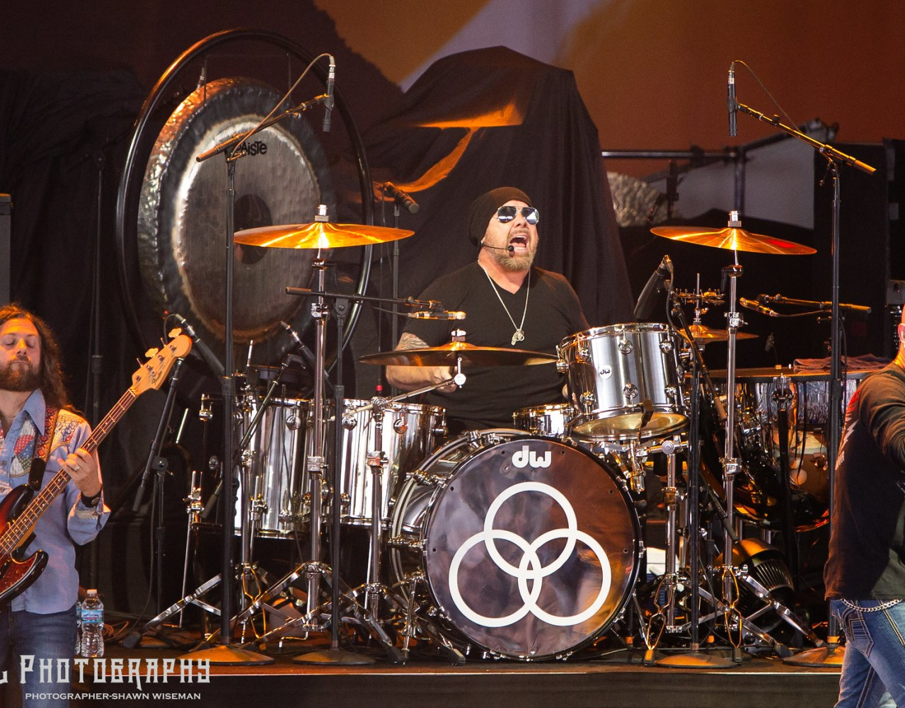 Jason Bonham - Riverbend Music Center Cin