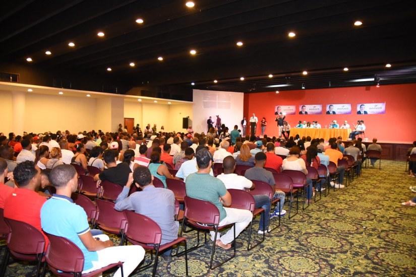 Sosúa: Encuentro de Apoyo, cierre de visita a Sosúa 16 de junio 2018