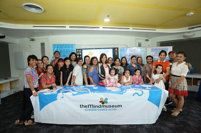 07 Attendees gather at the Licealiz Kick-start the Learning Experience in The Mind Museum in BGC