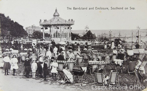 Southend-on-Sea historical postcards
