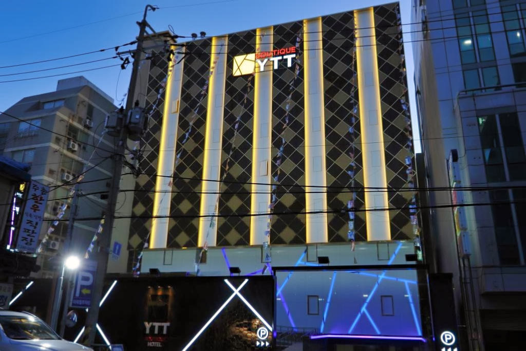 YTT Boutique Hotel Nampo 1