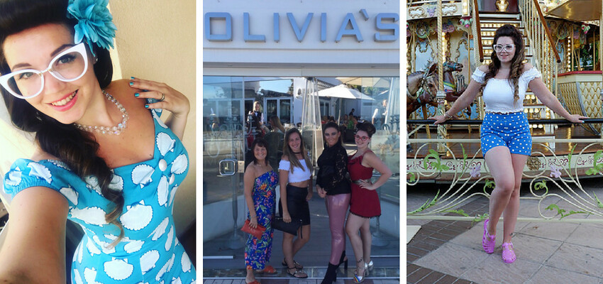 What I wore In Malaga