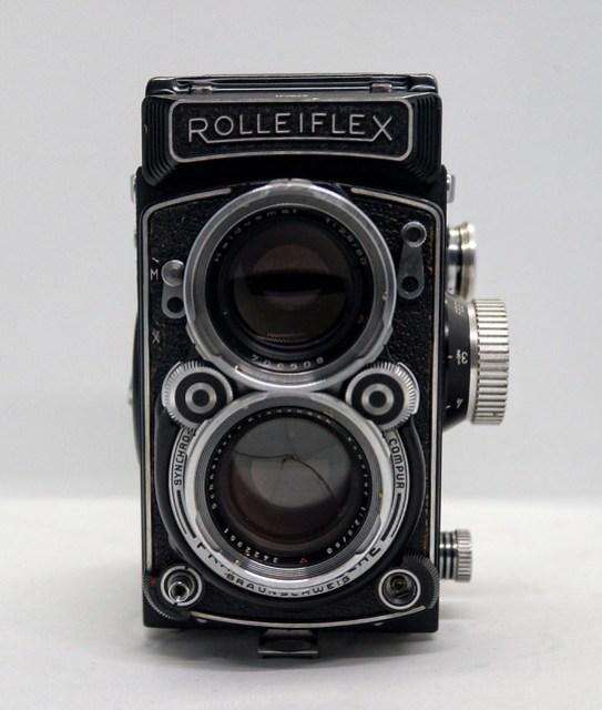 Rolleiflex 2.8c