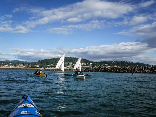 Bellingham Harbor with Moondance Kayaks-49