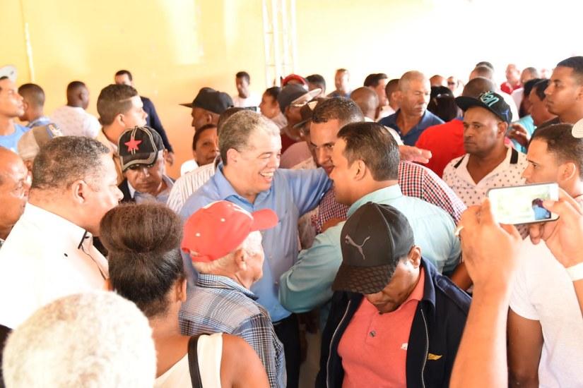 Imbert, Encuentro de Apoyo. Puerto Plata 19 de junio 2018