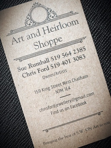 Art and Heirloom Shoppe - Chatham, ON