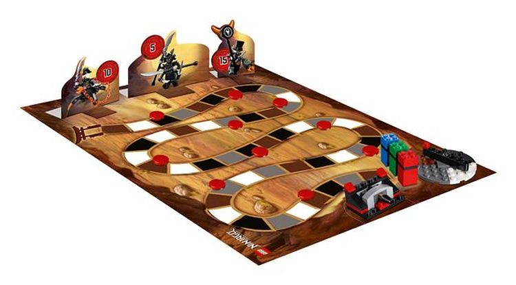 40315 - Ninjago Board Game