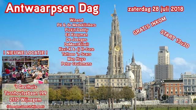 Antwerpsen dag