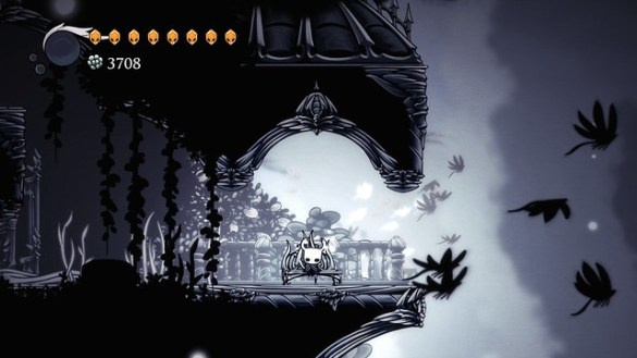 Hollow Knight - Sitting
