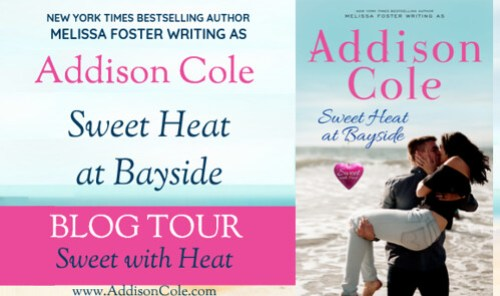 Sweet Heat at Bayside Book Review