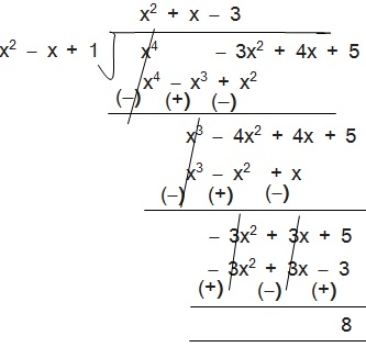 Solutions For NCERT Maths Class 10 Hindi Medium Chapter 2 Polynomial 2.3 27