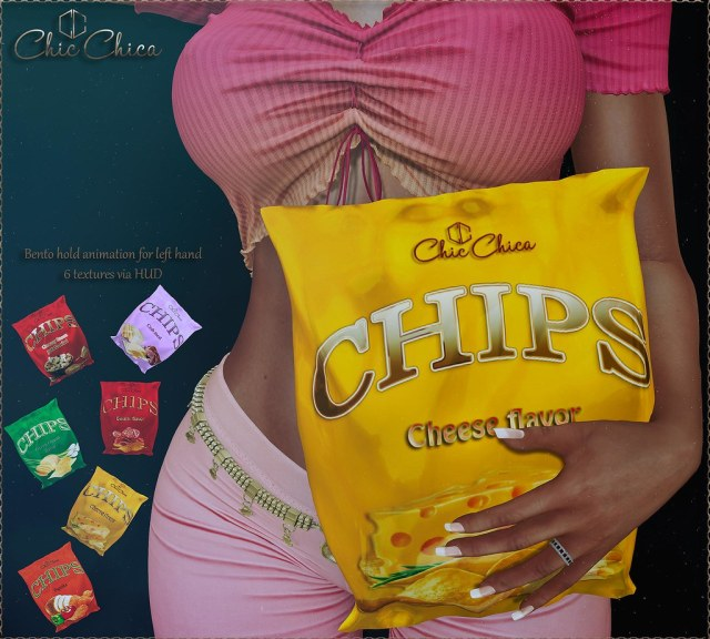 Chips by ChicChica @ Tres Chic soon
