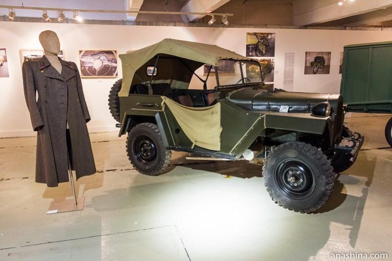 ГАЗ-64, Музей Москвы