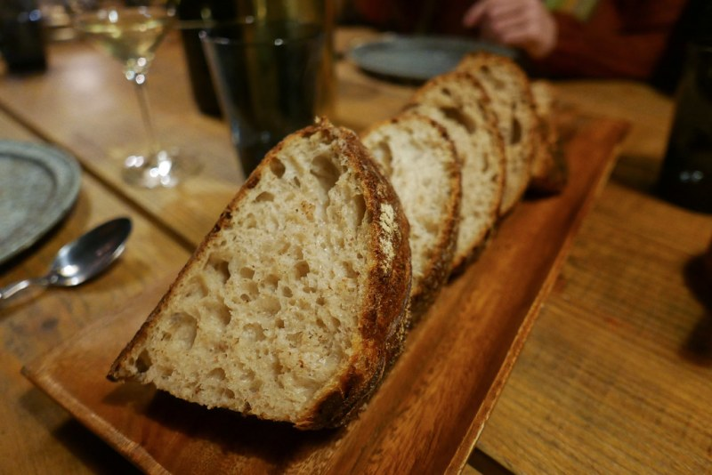 Bread by Richard Hart with Danish butter