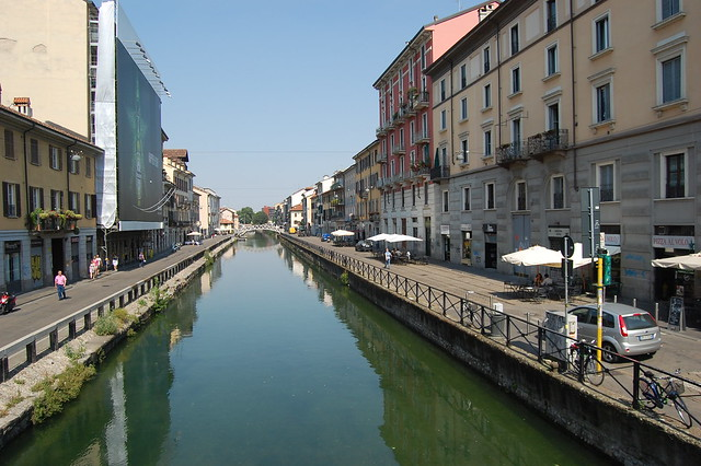 Porta Genova neighbourhood