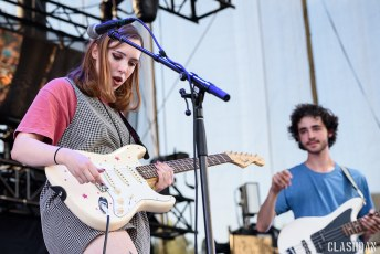 Soccer Mommy @ Red Hat Amphiheater in Raleigh NC on June 15th 2018
