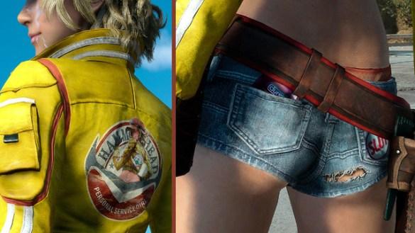 Final Fantasy XV - Slutty Cindy