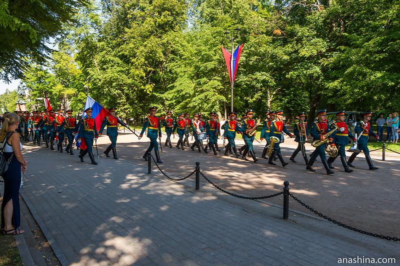 Военный оркестр, Кронштадт