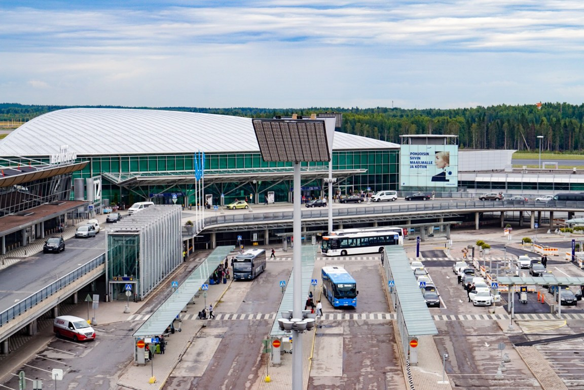 Finnair - Lennon myöhästyminen