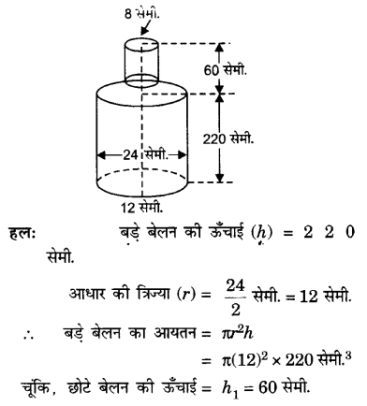 UP Board Solutions for Class 10 Maths Chapter 13 Surface Areas and Volumes page 271 6