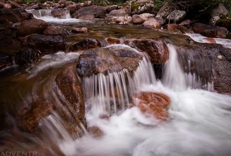 Gore Creek Cascade