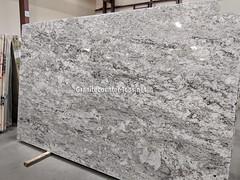 Taupe White Granite Slabs NY