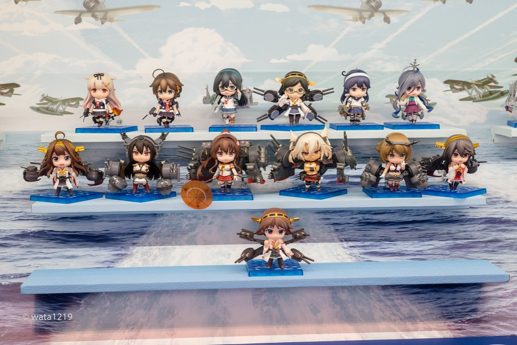 [WF2018S] KanColle 5th Anniversary (04)