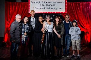 25 anos da Fundação 10 de Agosto