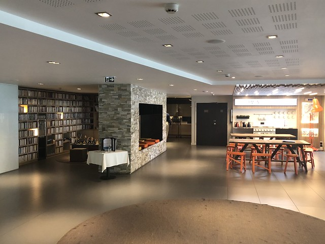 Lobby  @ Hotel Heliopic