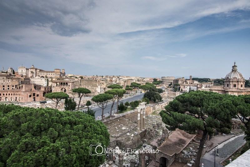 vistas Roma